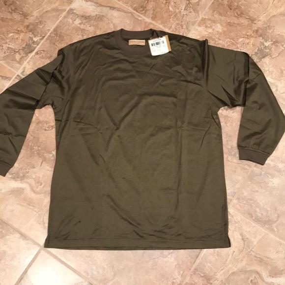 Tricots St Raphael Shirts Mens Long Sleeve 100